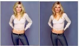 Photoshop puede borrar deformidades en el cuerpo...