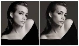 Photoshop puede eliminar marcas y añadir maquillaje...
