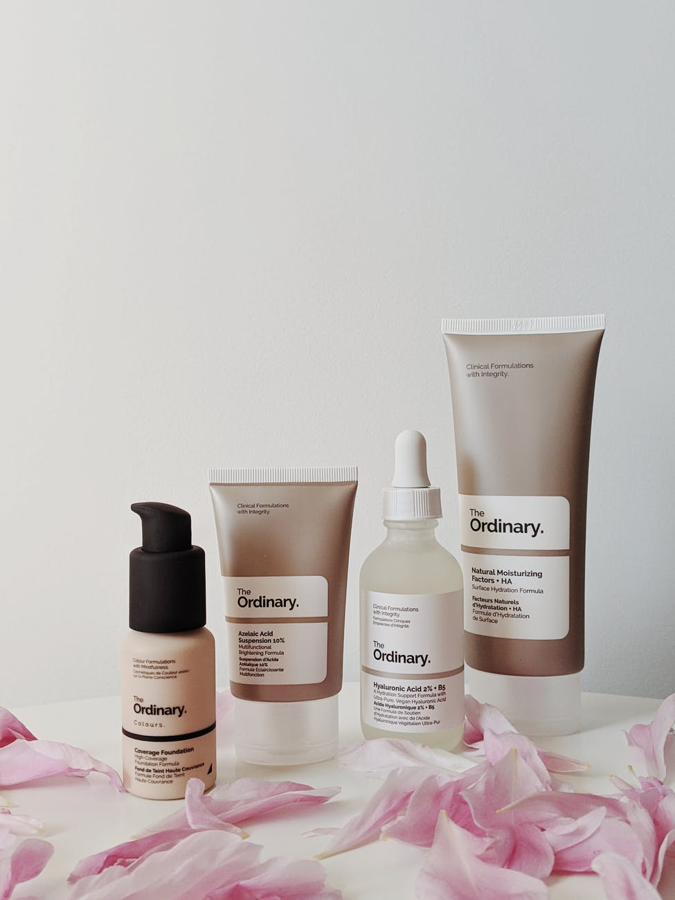 The Ordinary Products are effective and affordable